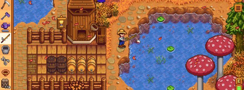 Stardew Valley – Farm-Sim für iOS und Android angekündigt