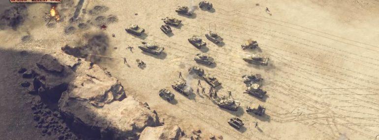 """Sudden Strike 4 – """"Africa Desert War""""-DLC veröffentlicht"""