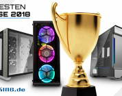 Die Top 10 PC-Gehäuse 2018 powered by Caseking
