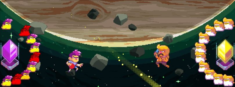 Testcheck: Ultra Space Battle Brawl – Aufgepimptes Ping Pong