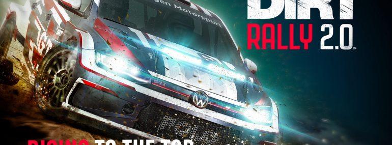 "DiRT Rally 2.0 – ""Rising to the Top""-Trailer veröffentlicht"