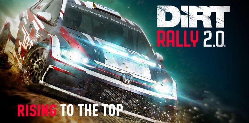DiRT Rally 2.0 – Hier sind die offiziellen Systemanforderungen