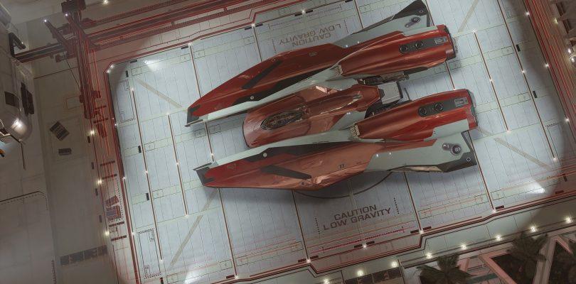 Elite Dangerous – Update bringt neue Endgame-Raumschiffe Krait und Mamba