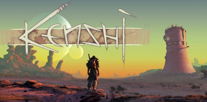 Kenshi – Sandbox-RPG für den PC erschienen