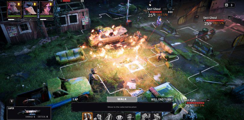 Mutant Year Zero: Road to Eden ist für PC und Konsolen verfügbar