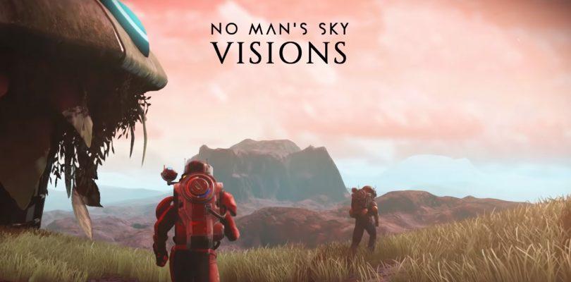 """No Man's Sky – Update 1.75 alias """"Visions"""" veröffentlicht"""