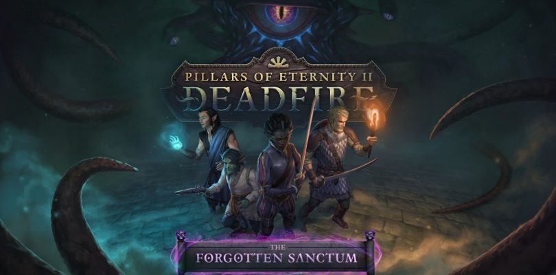 "Kurznews: Pillars of Eternity 2 – DLC ""The Forgotten Sanctum"" erscheint am 13. Dezember"