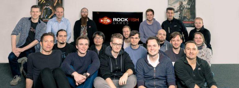 Rockfish Games – Team in Hamburg wird vergrößert