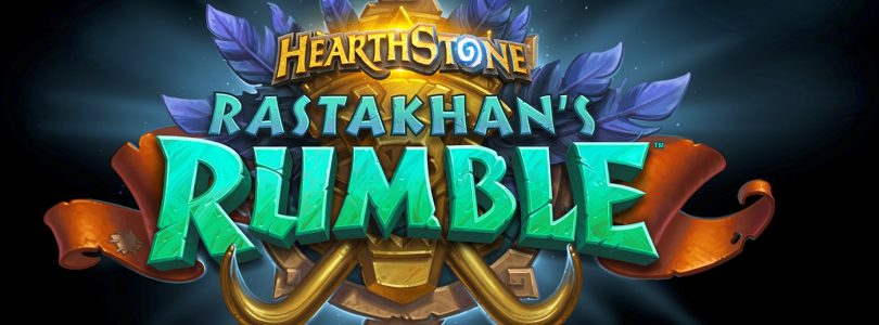 Rastakhans Rambazamba – Neue Hearthstone-Erweiterung auf der Blizzcon 2018 angekündigt