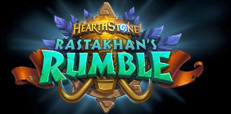 Rastakhans Rambazamba – Hearthstone-Erweiterung [Pre-Release] erscheint am 30. November
