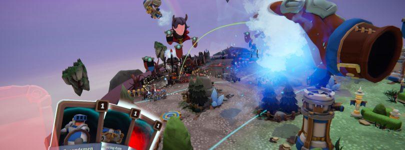 Skyworld – Strategiespiel für PSVR angekündigt