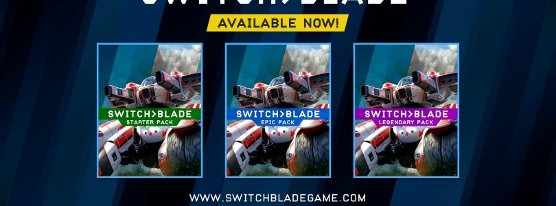 Switchblade – Bundle Packs für das Fahrzeug-MOBA veröffentlicht