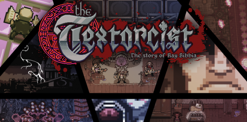 The Textorcist – Neuer Bullet Hell-Shooter angekündigt