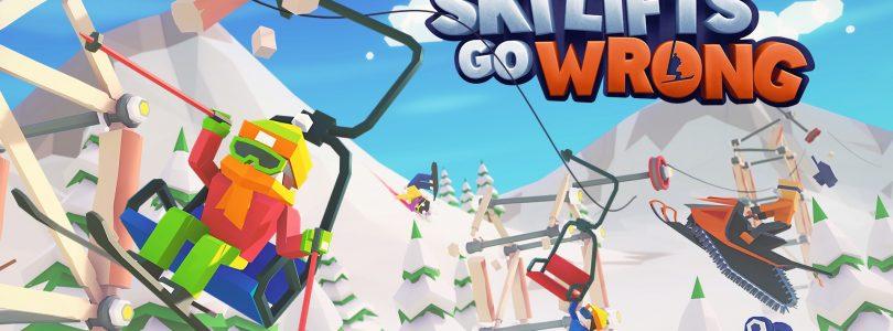 When Ski Lifts Go Wrong – Ausblick auf die neuen Inhalte zum Release