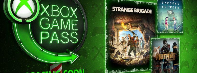 XBox Game Pass – Drei neue Spiele für Dezember 2018 hinzugefügt