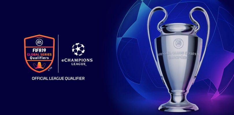 eChampions League von EA und UEFA mit FIFA 19 gegründet