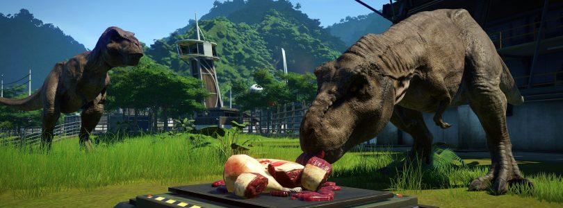 """Jurassic World Evolution – DLC """"Dr. Wus Geheimnisse"""" erscheint am 20. November"""