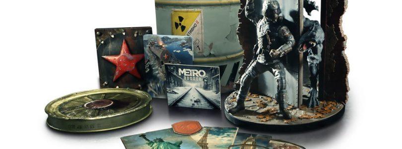 Metro Exodus – Das steckt in der Collectors Edition
