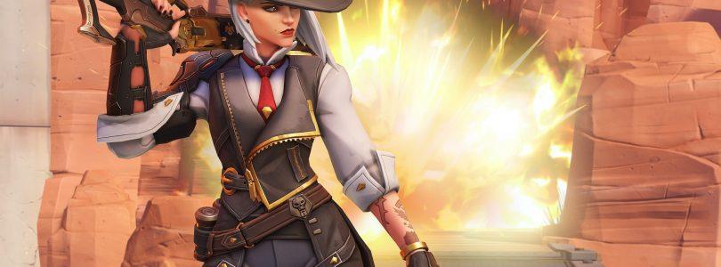 Overwatch – Neue Heldin Ashe ist der Todesfeind von McGree