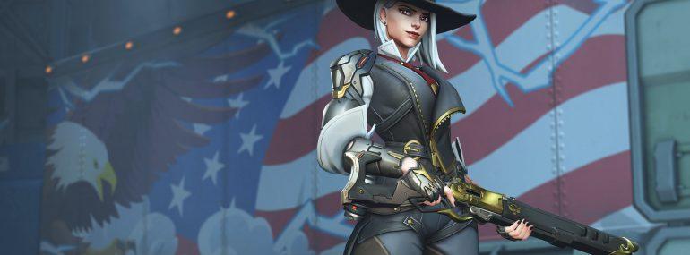 Overwatch – Neue Heldin Ashe stürzt sich mit Patch 1.30 in den Kampf