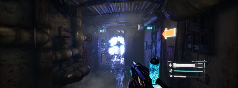 2084 – Cyberpunk-Shooter startet in den Early Access