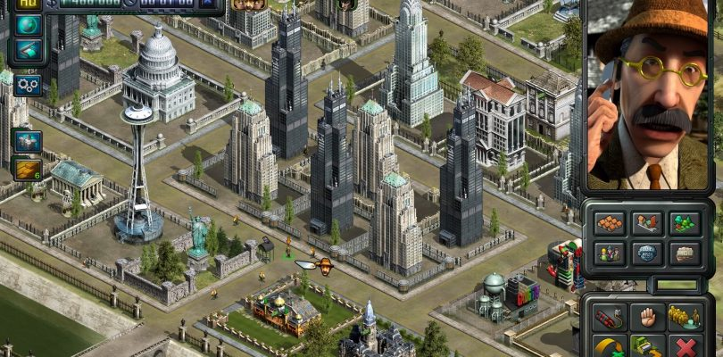 Constructor Plus – Launch-Trailer zur Nintendo Switch-Version