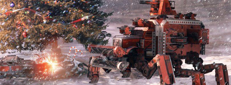 Crossout – Weihnachtliche Events gestartet