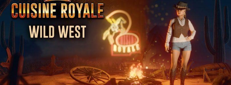 """Cuisine Royale – """"Wild West""""-Update bringt Cowboys, Revolver und mehr"""