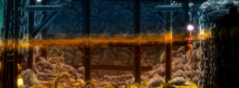 Degrees of Separation – Erster Gameplay-Trailer zum Koop-Plattformer veröffentlicht