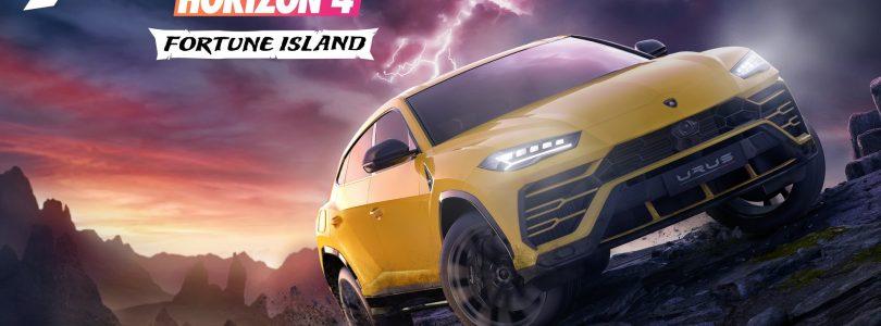 """Forza Horizon 4 – DLC """"Fortune Island"""" veröffentlicht"""