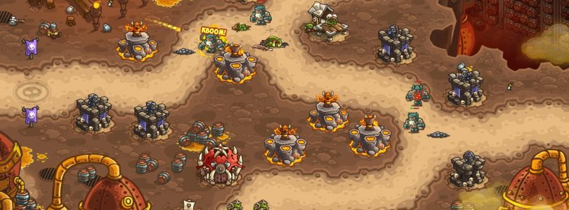 Test – Kingdom Rush: Vengeance – Tower Defense auf dem Smartphone