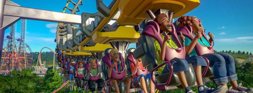 """Planet Coaster – DLC """"Magnificent Rides Collection"""" erscheint am 18. Dezember"""