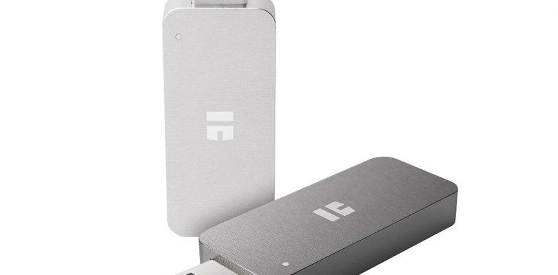Trekstor veröffentlicht i.Gear SSD-Stick Prime mit bis zu 512GB an Speicher