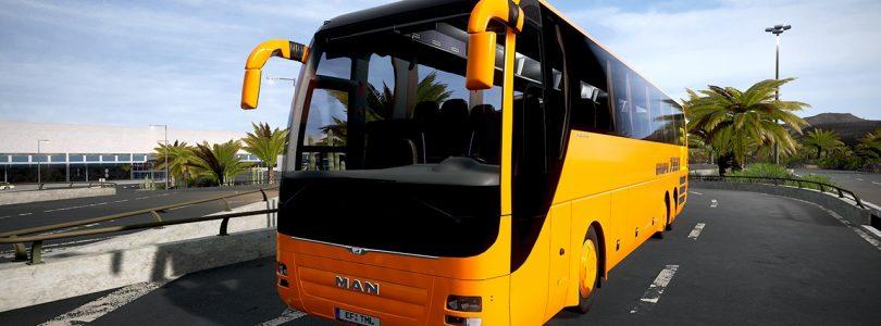 Tourist Bus Simulator ist für den PC erschienen