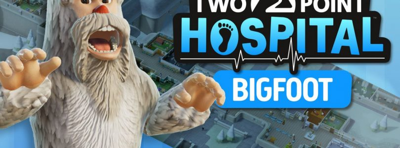 """Two Point Hospital – """"Bigfoot""""-DLC bringt den Winter in die WiSim"""