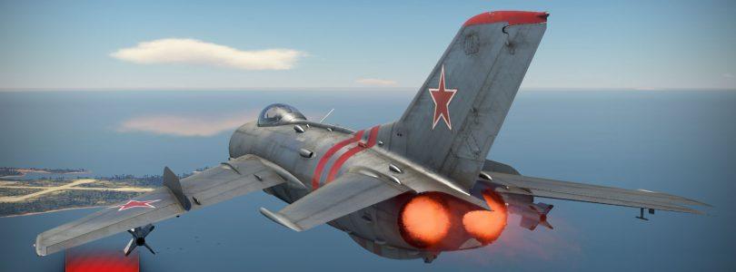 War Thunder erhält Überschallflugzeuge und Luft-Luft-Lenkraketen