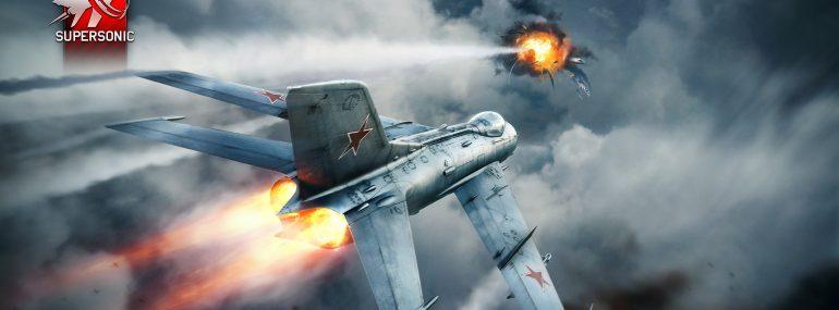 "War Thunder – Update 1.85 ""Supersonic"" angekündigt"