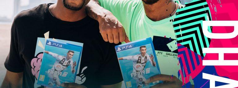 FIFA 19 World Tour – Lewis Hamilton und King Bach liefern sich ein Match