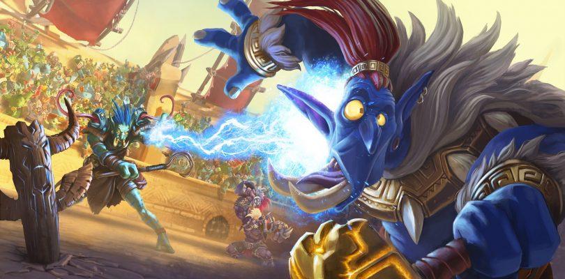 Hearthstone – DLC Rastakhans Rambazamba veröffentlicht