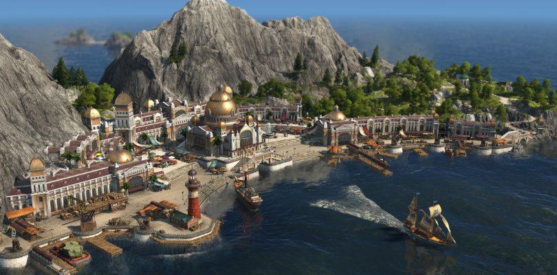 Anno 1800 – Trailer zur Closed Beta veröffentlicht