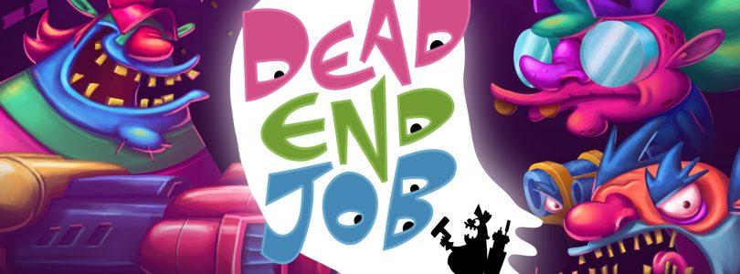 Dead End Job erscheint im zweiten Quartal 2019 für PC und Konsolen