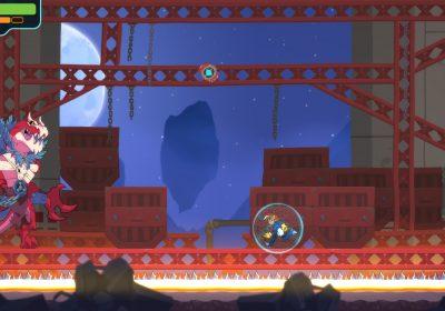 Test: Double Cross – Eine Ode an Mega Man