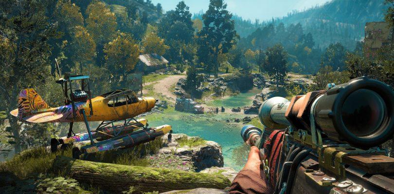 Far Cry New Dawn – Infos zur Spielmechanik, Story-Trailer veröffentlicht