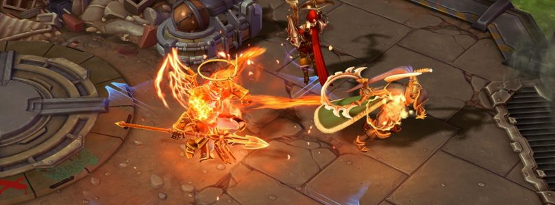 Heroes of the Storm – Neuer Held Imperius startet in den Nexus