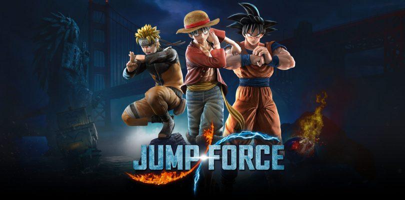 Jump Force – Open Beta startet am 18. Januar