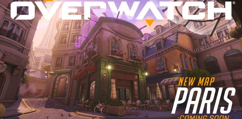 """Overwatch – Neue Karte """"Paris"""" ab sofort auf dem PTR-Server spielbar"""