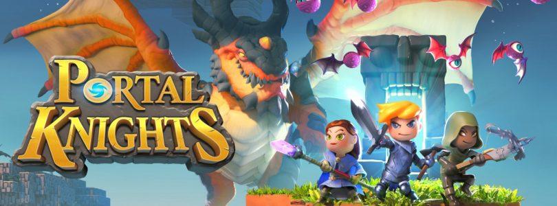 Klassik-Test: Portal Knights – Ein Fest für Koop-Spieler