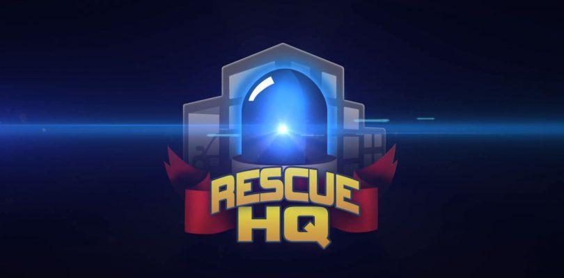 Rescue HQ – Der Blaulicht Tycoon erscheint am 28. Mai