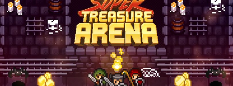 Testcheck: Super Treasure Arena – Multiplayergefechte in Retro Arcade Action