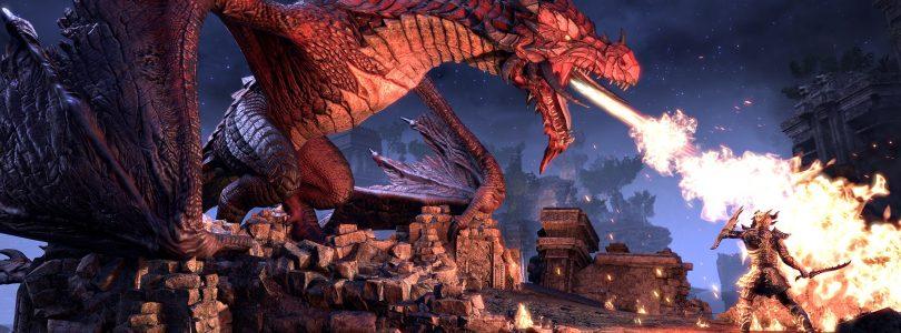 The Elder Scrolls Online – DLC Scalebreaker und Update 23 für Konsolen veröffentlicht